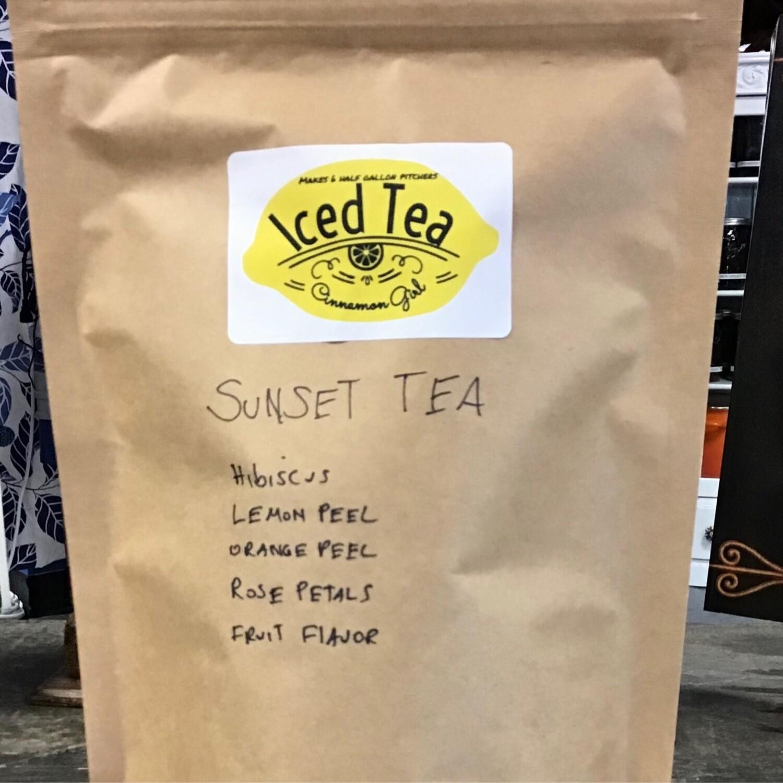 Sunset 6 Iced Tea Pitcher Bags