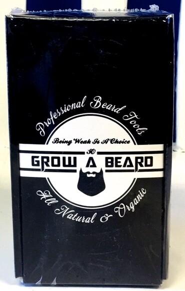 Grow A Beard Grooming Kit