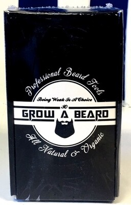 Grow A Beard Grooming Kit