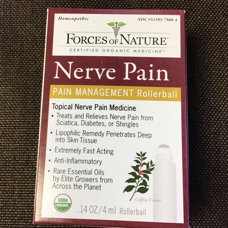 Nerve Pain Management Forces of Nature