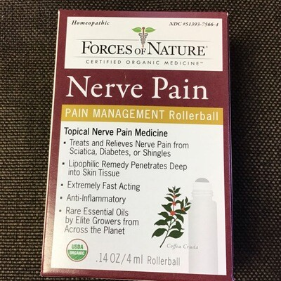 Nerve Pain Management Forces of Nature