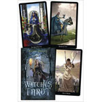 Witches tarot deck & book by Ellen Dugan