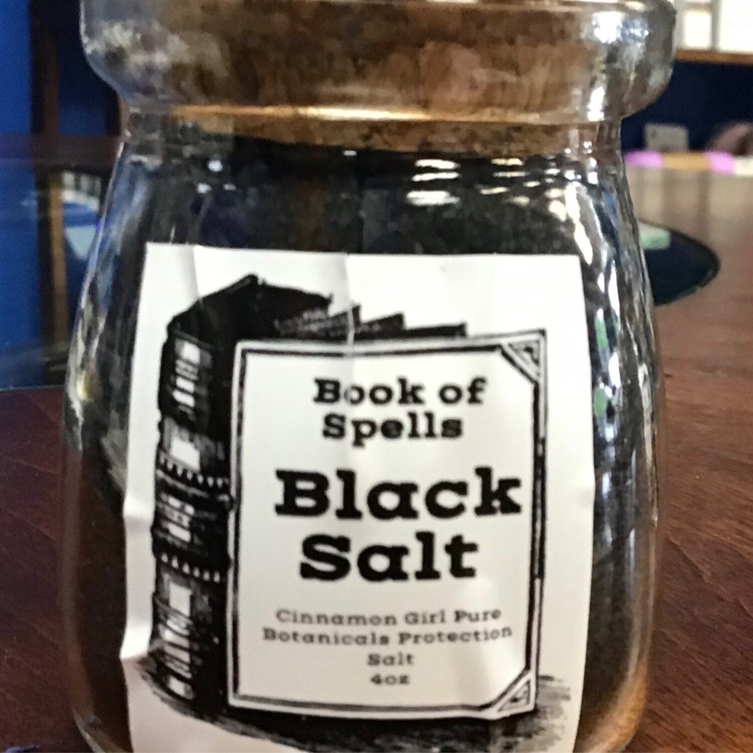 Black Ritual Salt 4oz