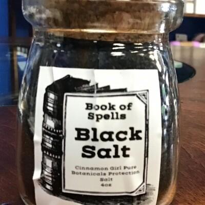 Black Ritual Salt 4oz