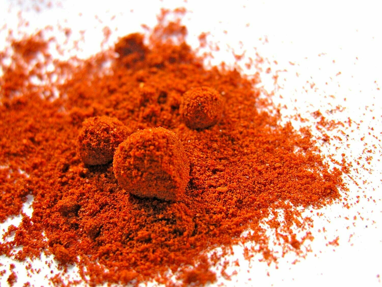 Organic Cayenne Pepper Powder 90K H.U. priced per oz
