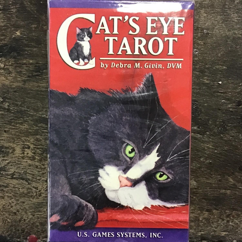 Cat,s Eye Tarot