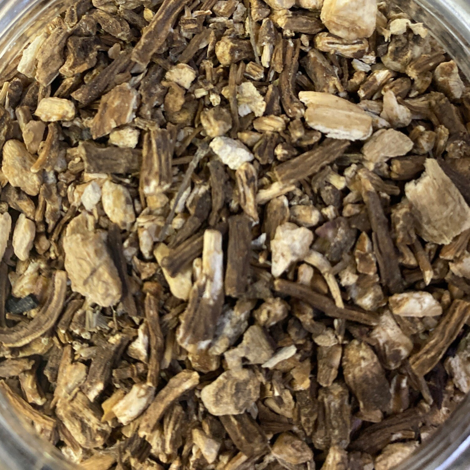 Astragalus Root Cut sold per oz