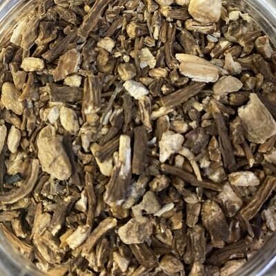Astragalus Root Cut sold per oz