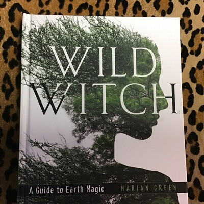 Wild Witch A Guide to Earth Magic by Marian Green
