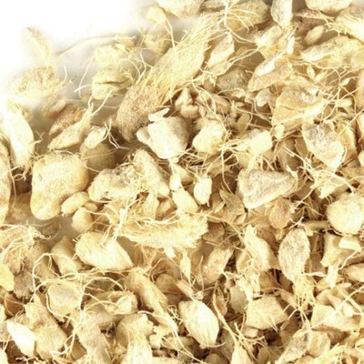 Ginger Root priced per oz