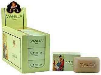 Vanilla Soap - 100 Gram Each