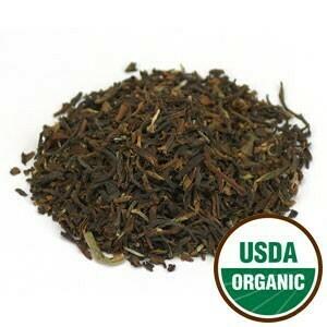 Darjeeling T.G.F.O.P. Tea Organic Priced per oz