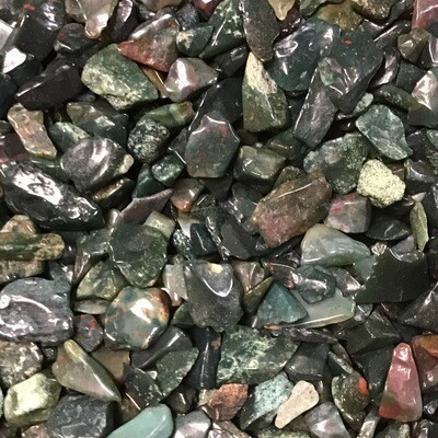 Bloodstone Chips Priced per oz
