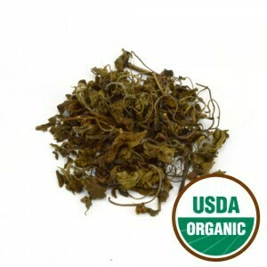 Organic Holy Basil Leaf Priced per oz