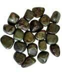 Jasper Dragon'e Blood Tumbled Stones