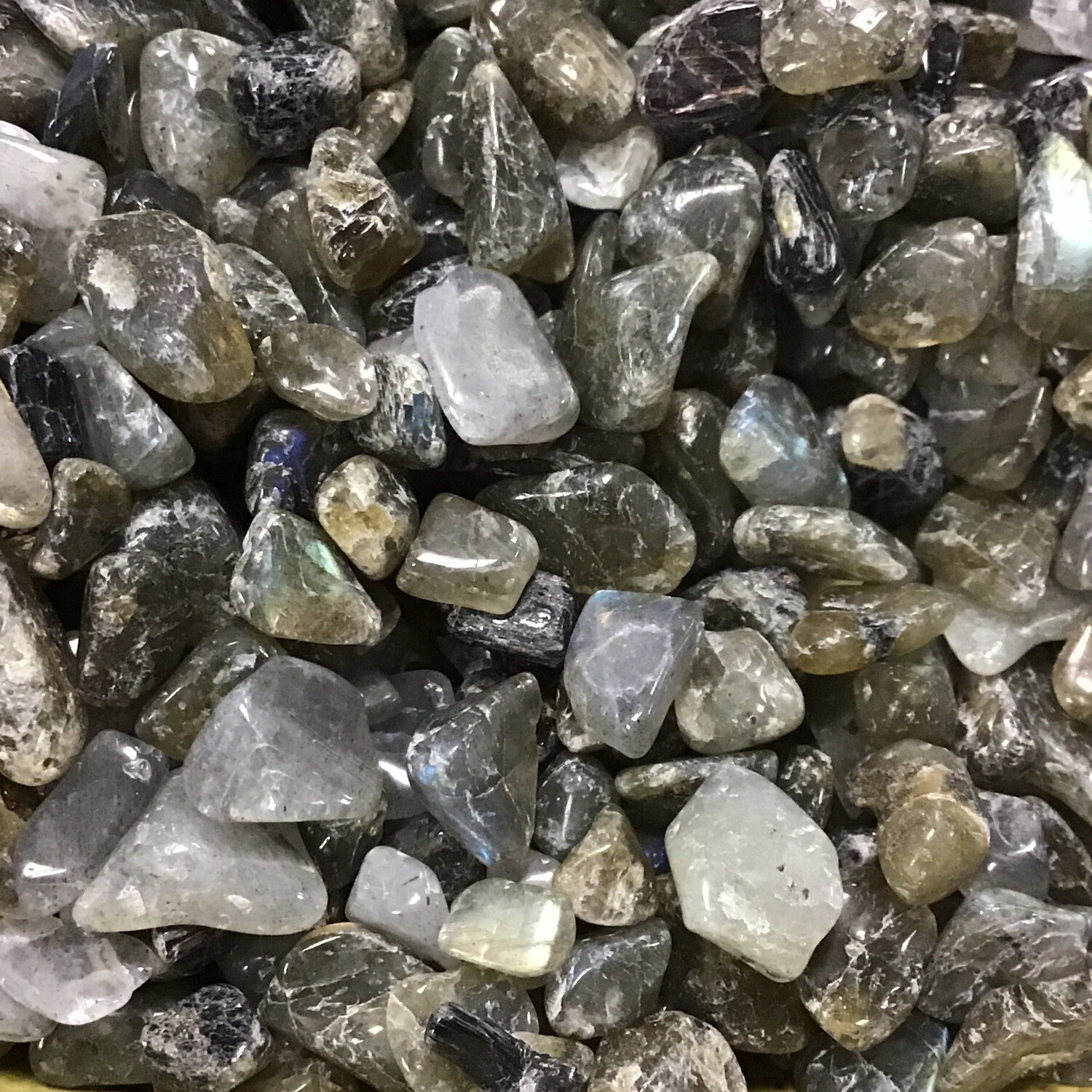 Labradorite Chips priced per oz