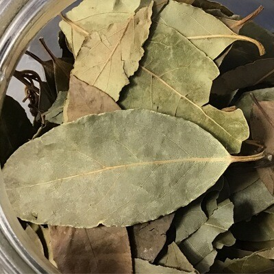 Bay Leaves Whole priced per oz