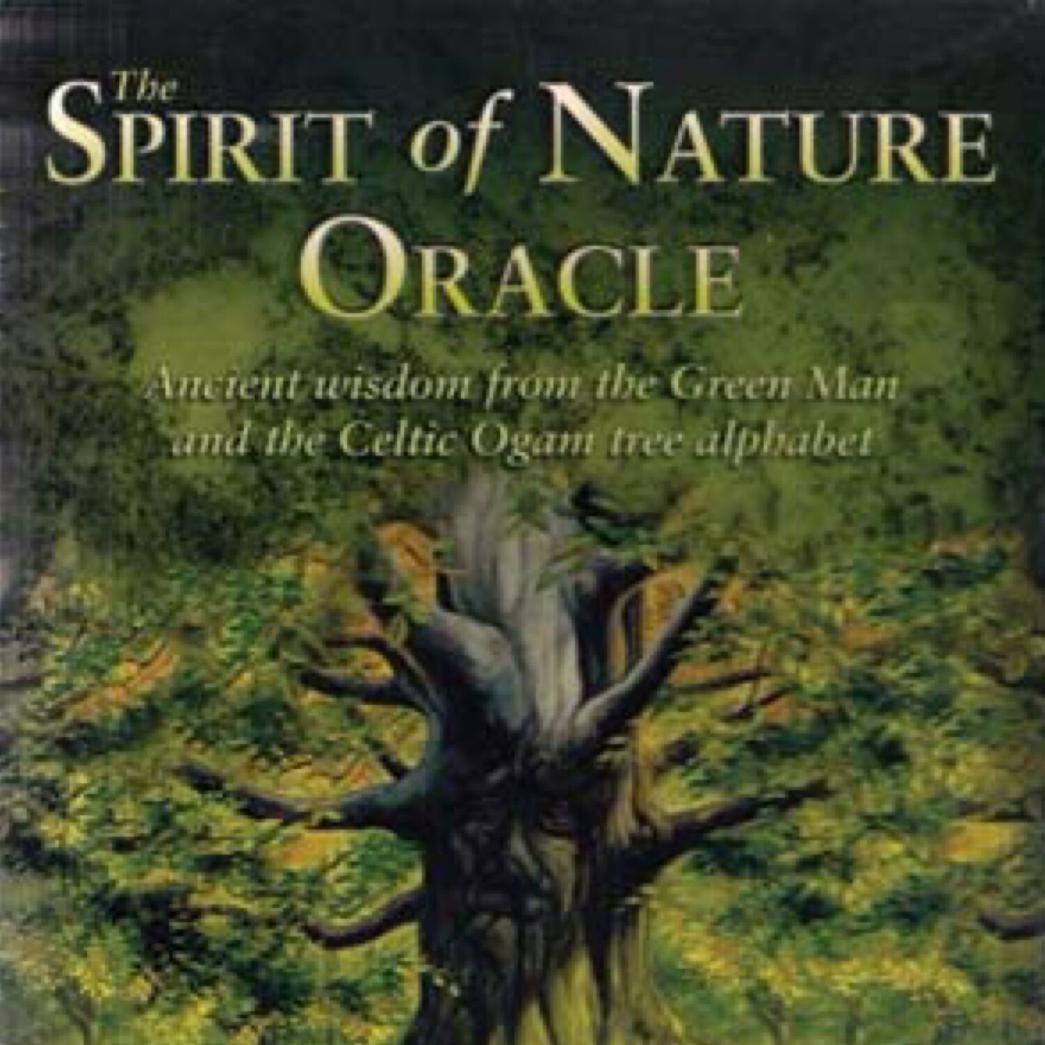 Spirit of Nature Deck and Book