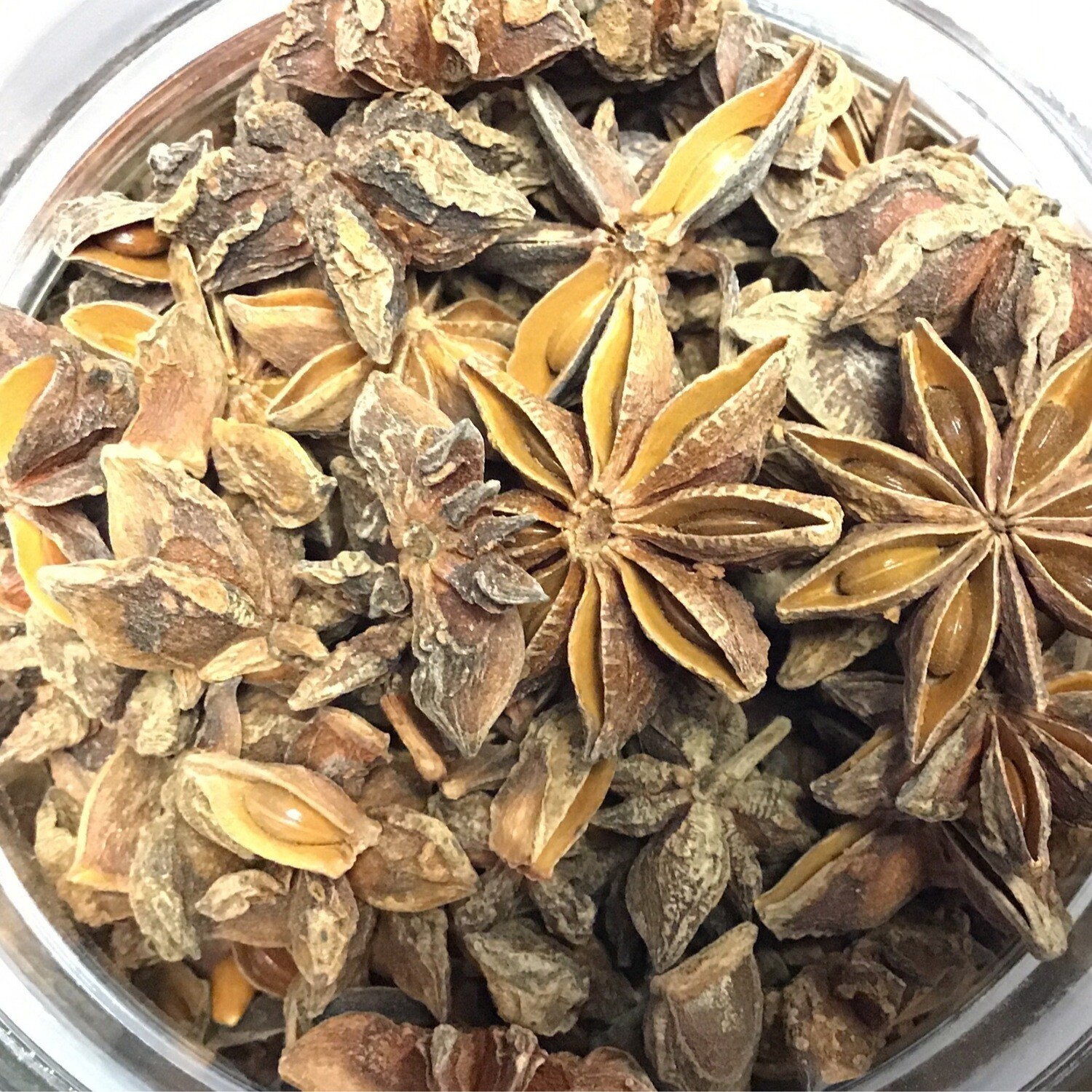 Star Anise sold per oz