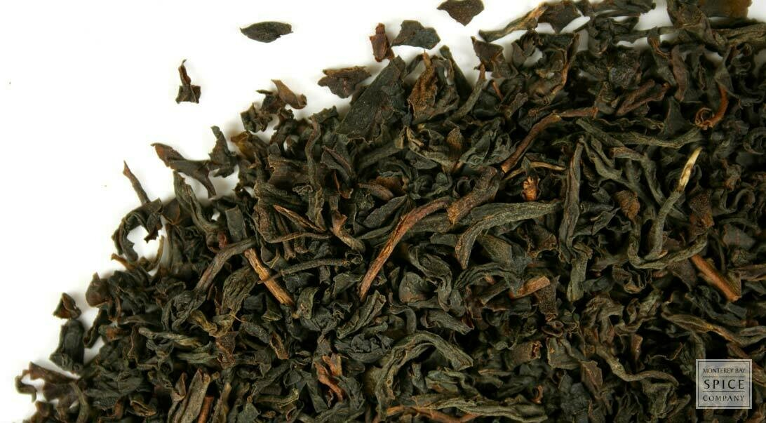 Organic Earl Grey Priced per oz