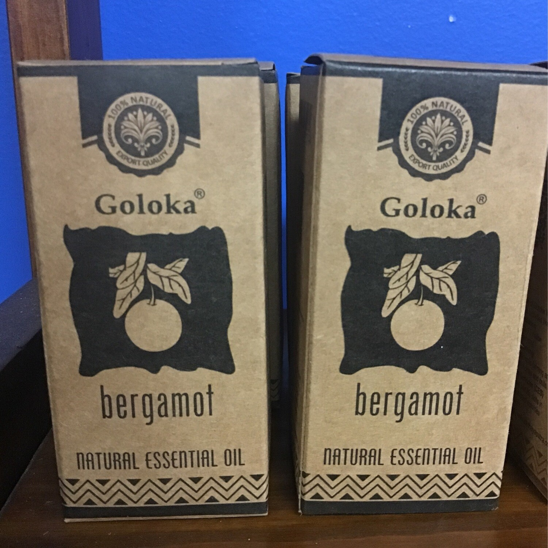 Goloka Bergamot Natural Essential Oil 10 ml