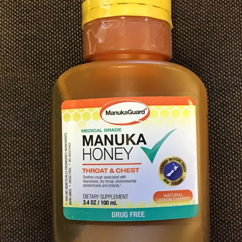 Manuka Honey Cough Syrup