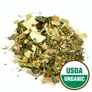 Circulation Tea Organic Priced per oz