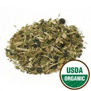 Energy Adjustment Tea Organic Priced per oz