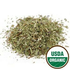 Hyssop Herb Organic Price per oz
