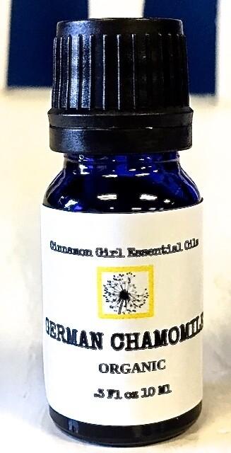 Organic German Chamomile 10 Ml