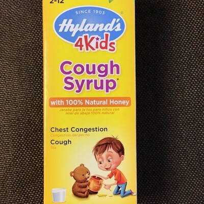 Children's Cough Syrup by Hyland's