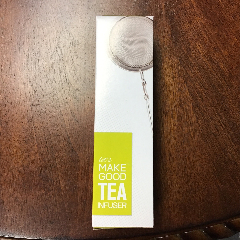 Tea Infuser, Stainless Steel Loose Leaf Tea Ball Strainer