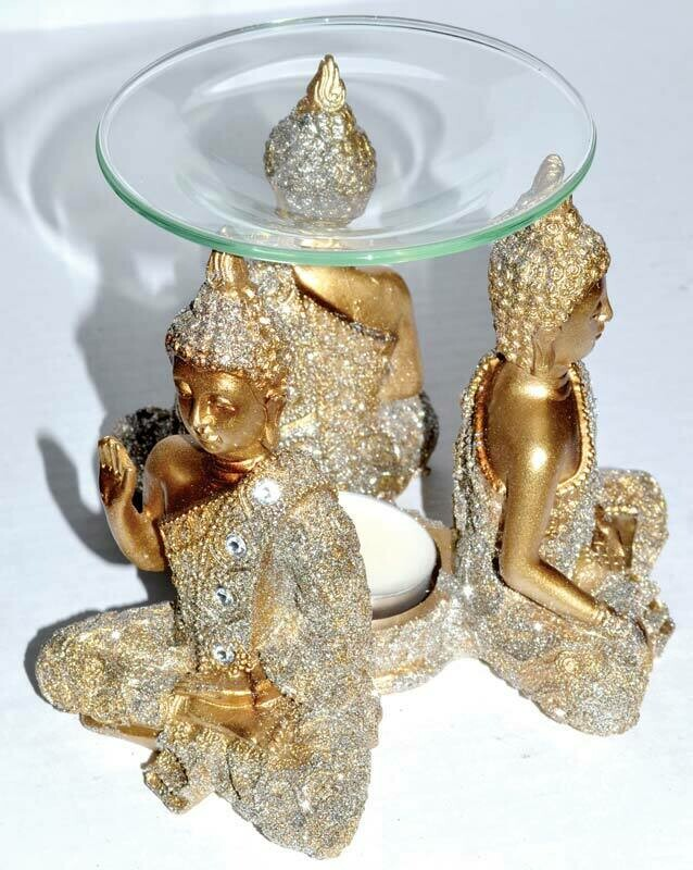 """4"""" Buddha oil diffuser"""