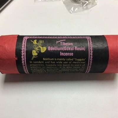 Tibetan Bdellium (Gould-Resin) Incense
