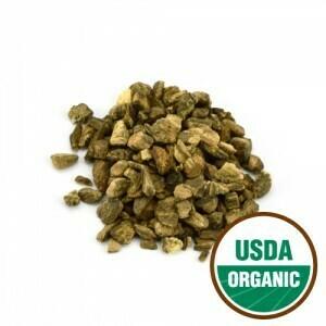 Burdock Root Organic Priced per oz