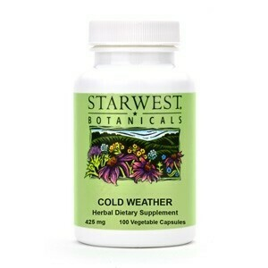 Cold Weather Formula Capsules 100 ct