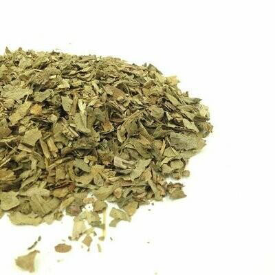 Plantain Leaf Organic Priced Per oz