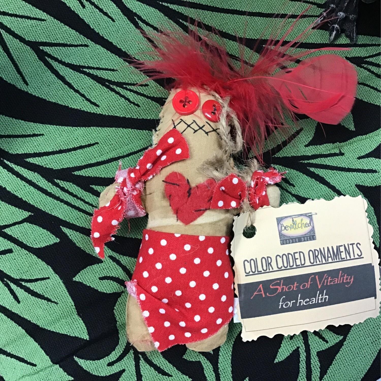 Voodoo Doll Health