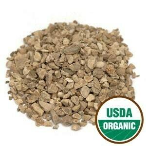 Wild Yam Root Organic Priced per oz
