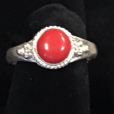 Boho Dainty Stone Ring Asst. Colors