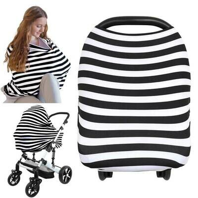 Nursing Cover, Car Seat & Stroller Canopy