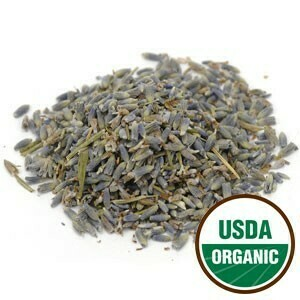 Lavender Organic Priced per oz