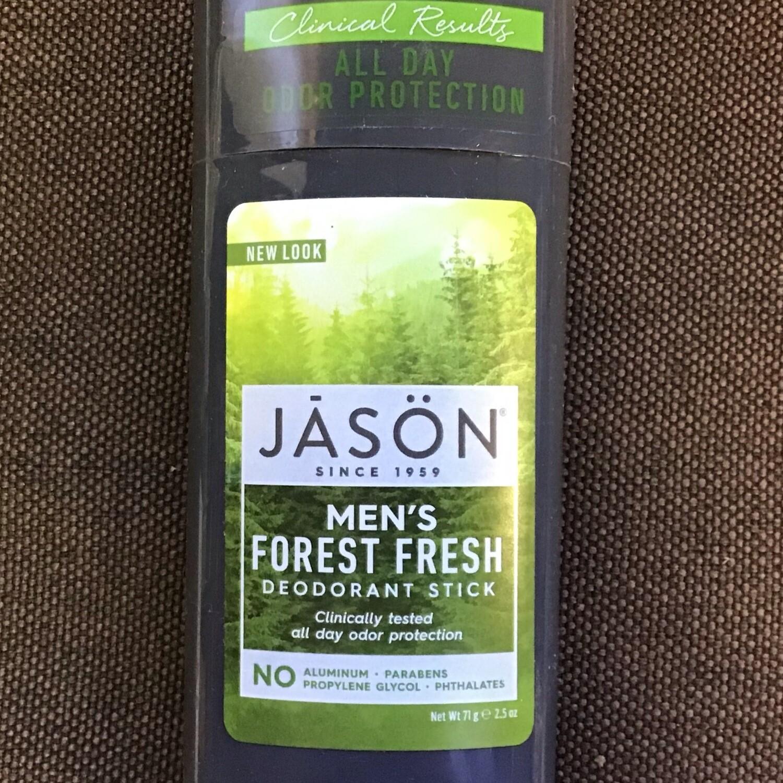 Jason Forest Fresh Deodorant Stick