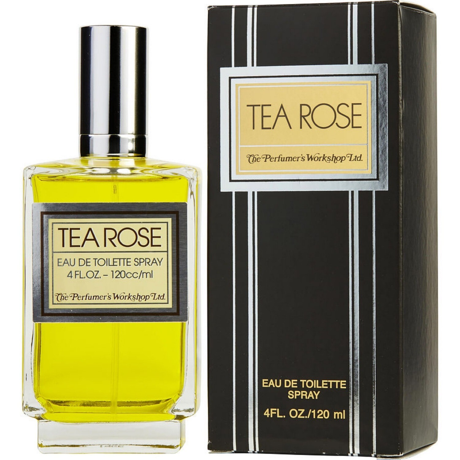 Tea Rose Eu De Toilette