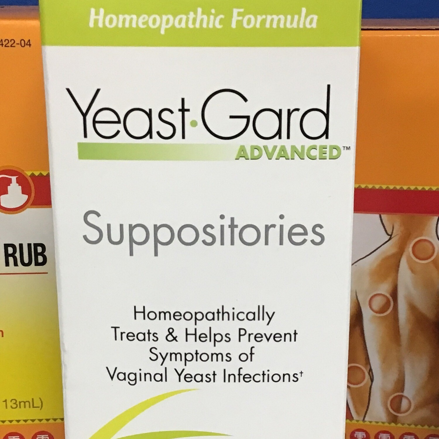 Yeast Guard Homeopathic Relief