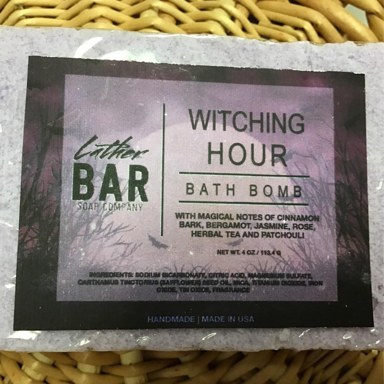 Ouija Board Bath Bomb