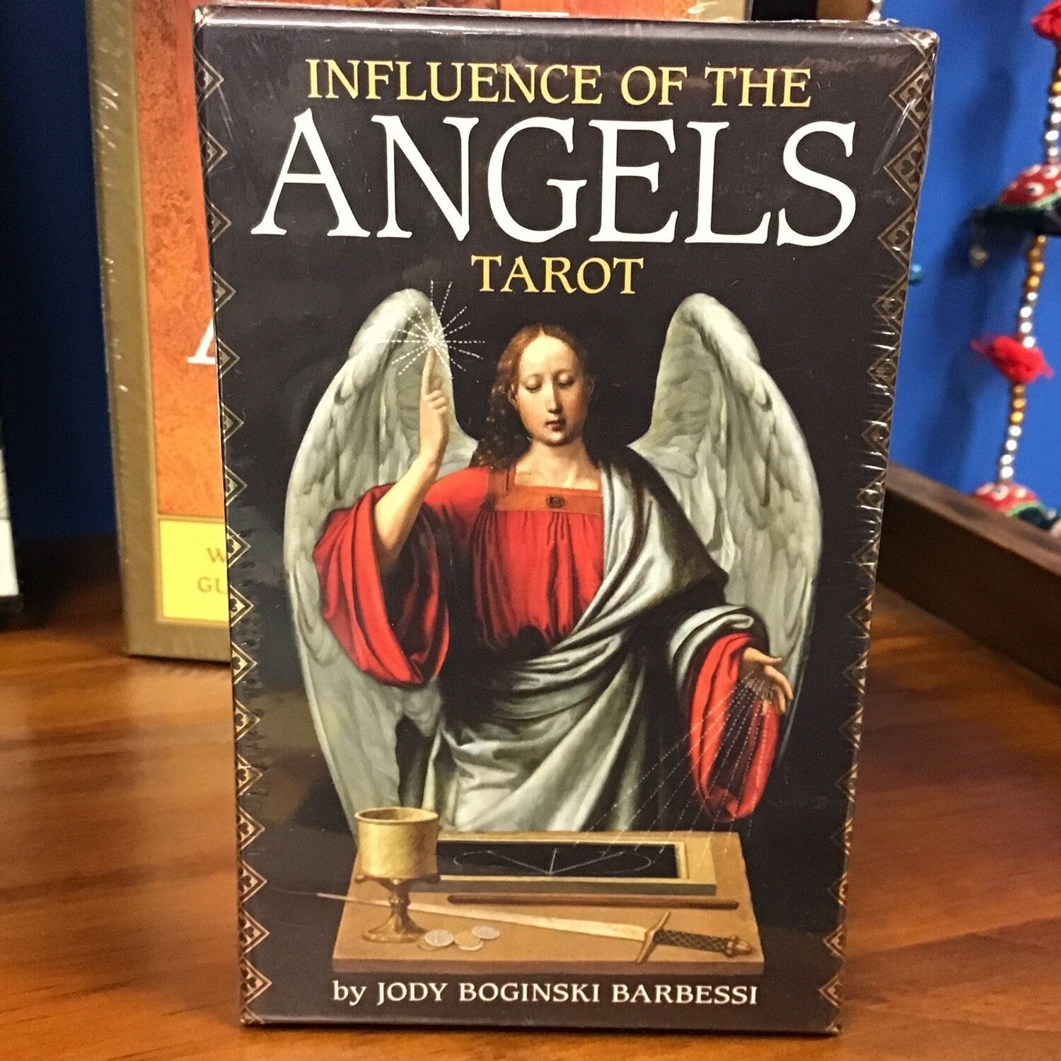 Influence of the Angels Tarot Deck and Guidebook