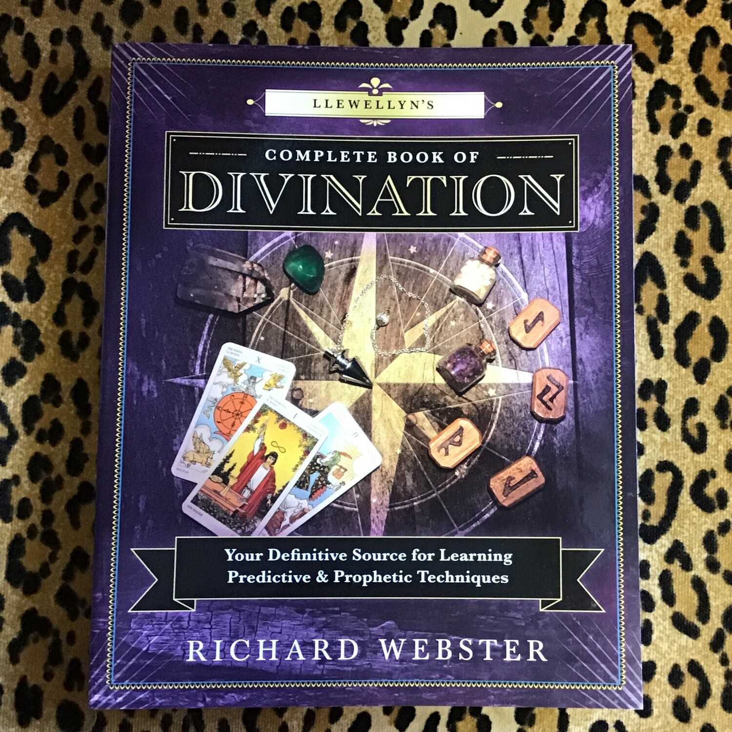 The Complete Book of Divination by Richard Webster
