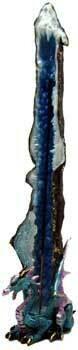 Blue Dragon Incense Burner