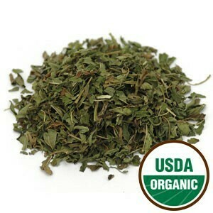 Peppermint Tea Organic Priced per oz